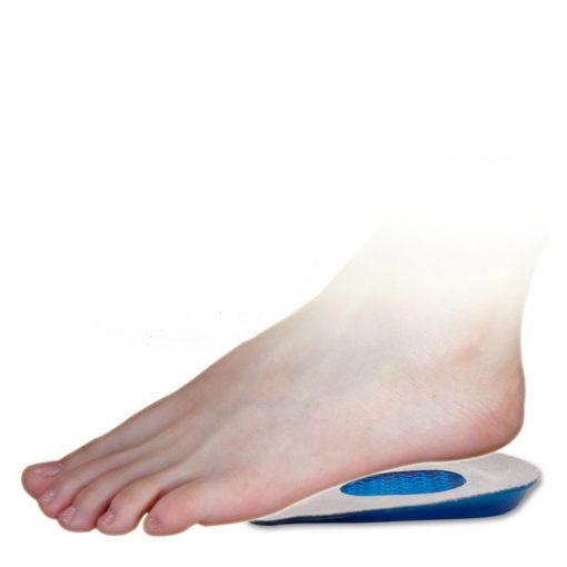 Hälkuddar produktbild med fot