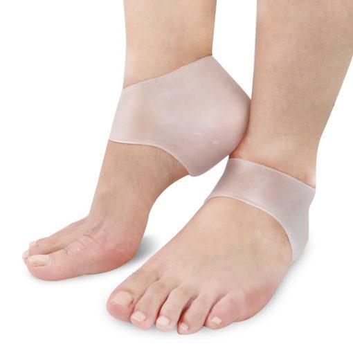 Mjuka hälskydd, produktbild två fötter